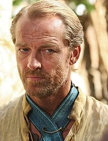 Jorah_Mormont - stunning resemblance to Kaner
