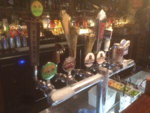 Bar at Brooklyn Standard