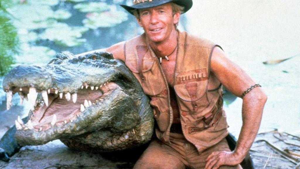 Kaners Crocodile Dundee diplomatic uniform