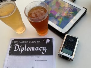 Diplomacy Games at the W Hotel, Brisbane