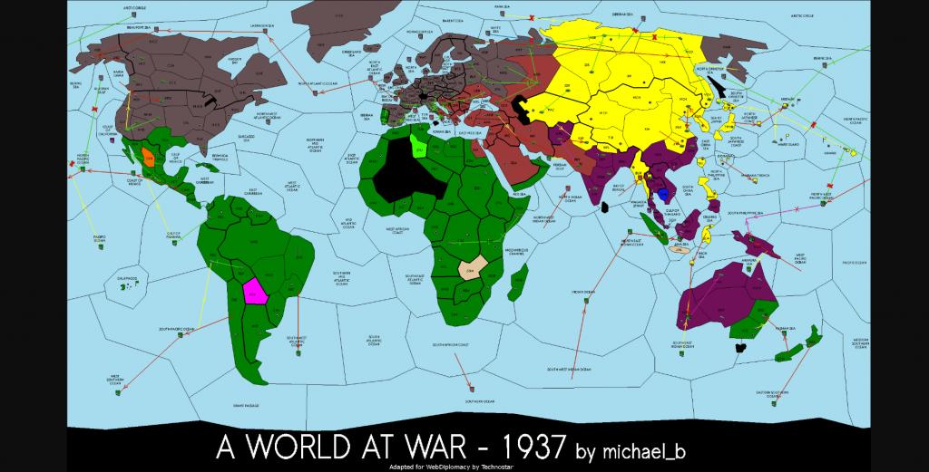 WW2 Global Boogooloo game