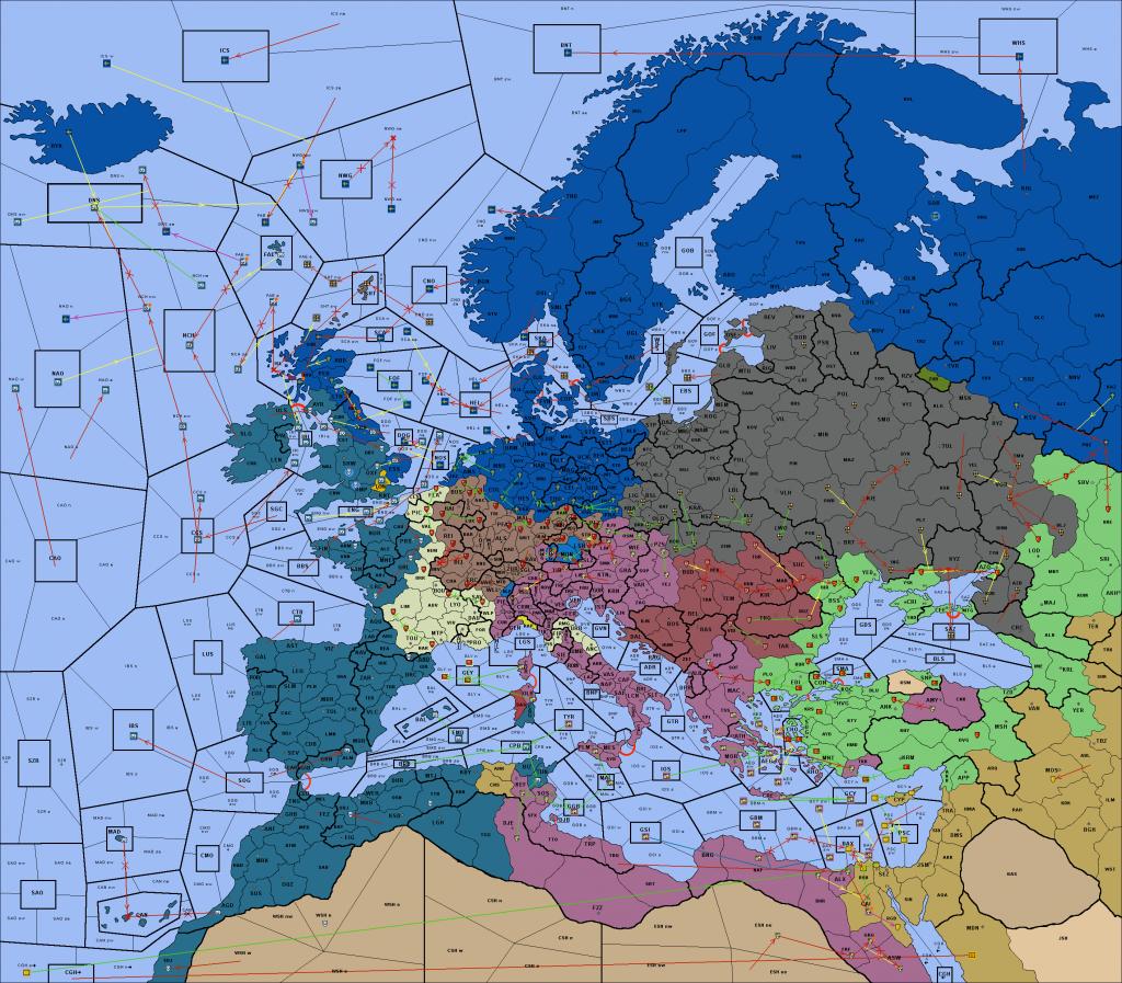 Kaner's Silent Europe game