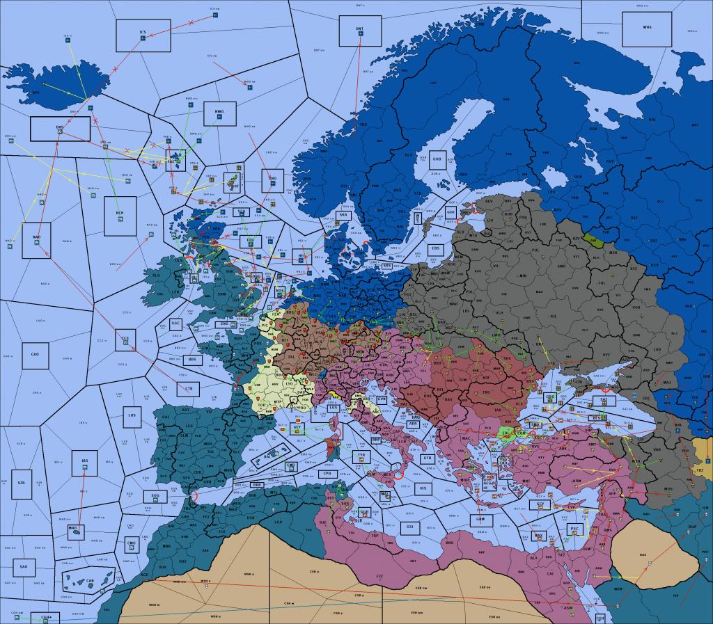 Kaner's Silent Europe Diplomacy game