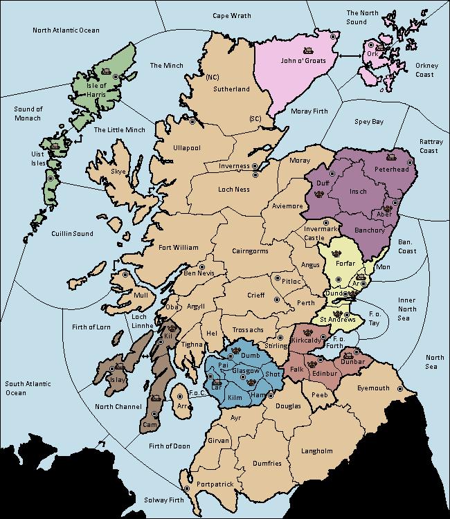 Scottish Clan Wars