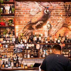 Bloodhound Corner Bar
