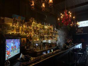 Jolly Roger bar in Brisbane