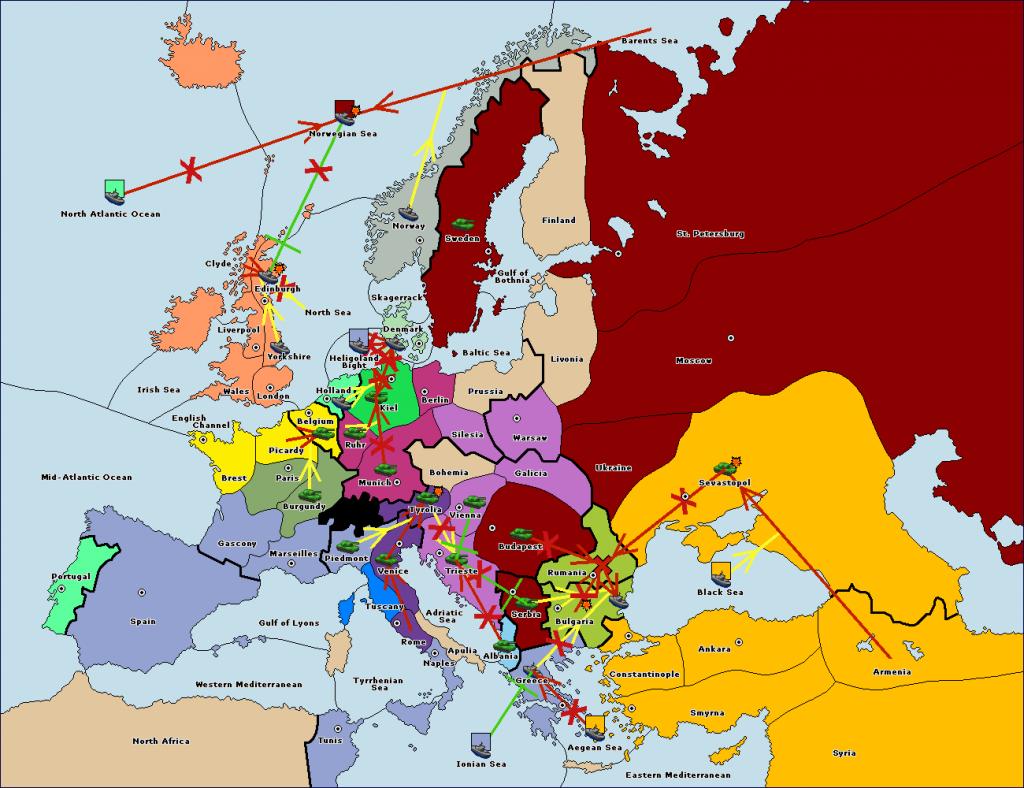 chaos-map